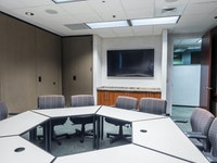Compact Meeting Space