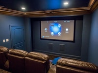 Cozy Tiered Theater