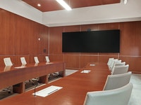 Executive Video Wall Conference Room