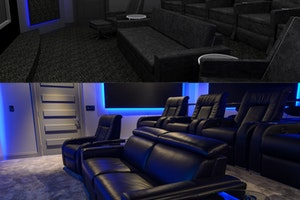 Modern Home Theater