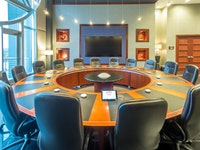 Leading Trucking Industry Boardroom Video Wall
